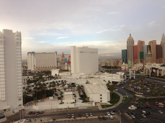 Hooters Casino Hotel: View from the room