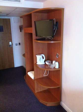 Premier Inn Weston-Super-Mare (Seafront) Hotel: Room Facilities 2
