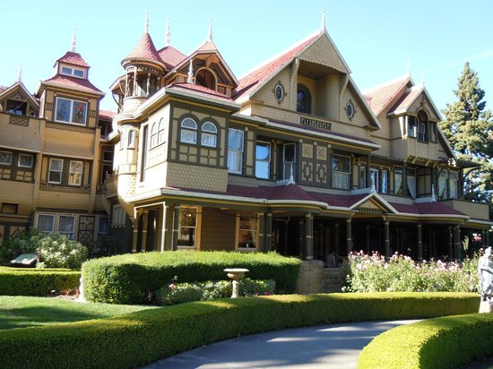 Winchester Mystery House: Winchester House