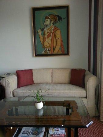โรงแรมเดอะทัจมาฮาล: The Cozy Corner