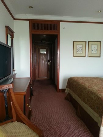โรงแรมเดอะทัจมาฮาล: The room view