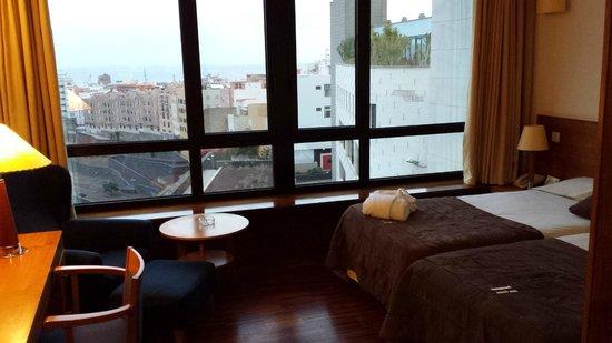 Hotel Escuela Santa Cruz: H