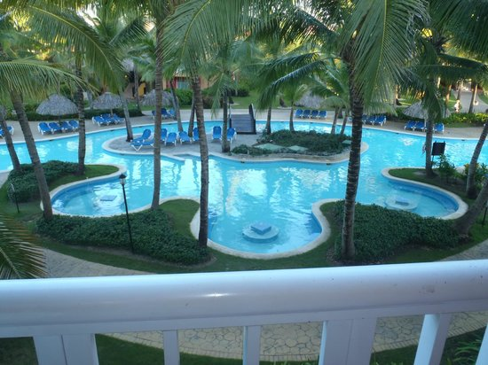 Tropical Princess Beach Resort & Spa: View from room 3310