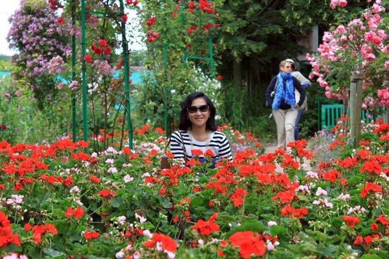 Maison et jardins de Claude Monet : FLORES
