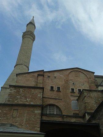 Historische Viertel von Istanbul: Вид с наружи.