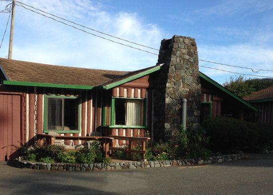 Ireland S Rustic Cabin 6 At Gold Beach Inn Picture Of