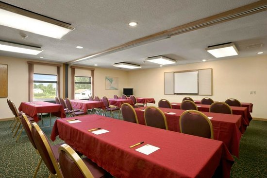 Super 8 Columbia City: Meeting Room