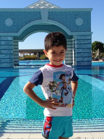 Hilton Dalaman Sarigerme Resort & Spa : Main pool, amaizing...