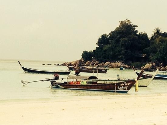 Mali Resort Pattaya Beach Koh Lipe: Lipe