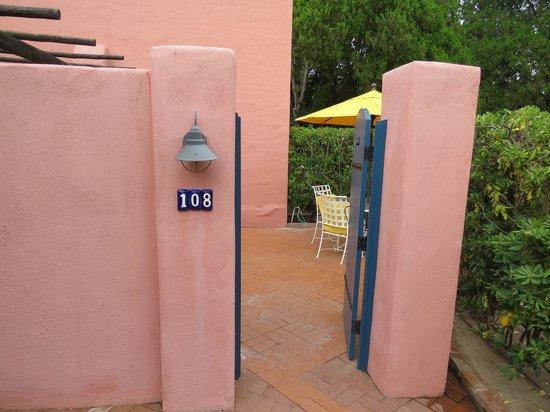 Arizona Inn : Our bungalow