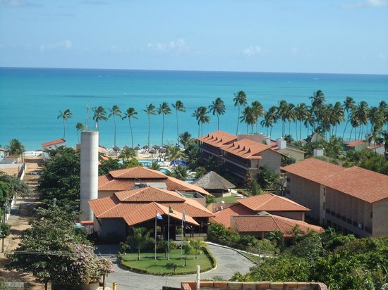 Salinas de Maceio Beach Resort: esta foto e do hotel