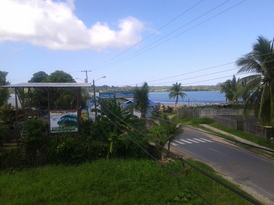 La Playa Hostel : Frente a la Playa