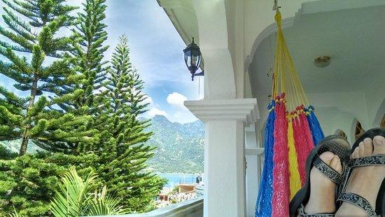 Hotel Nahual Maya : And...relax