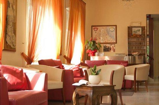 Hotel Olimpia: hall