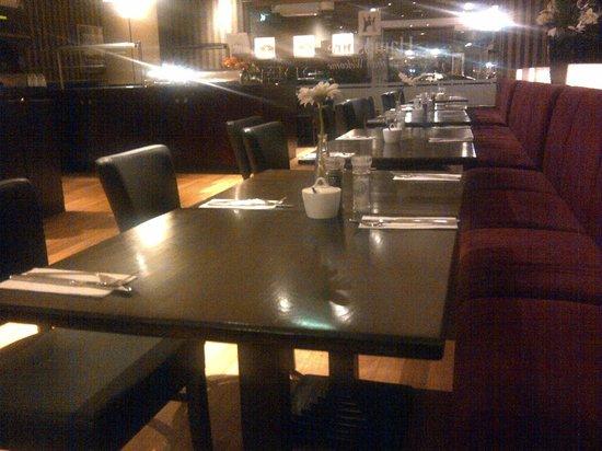 Hampshire Hotel - Savoy Rotterdam: Dinning