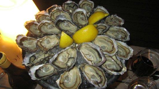 Restaurant La Co(o)rniche : la gillardeau