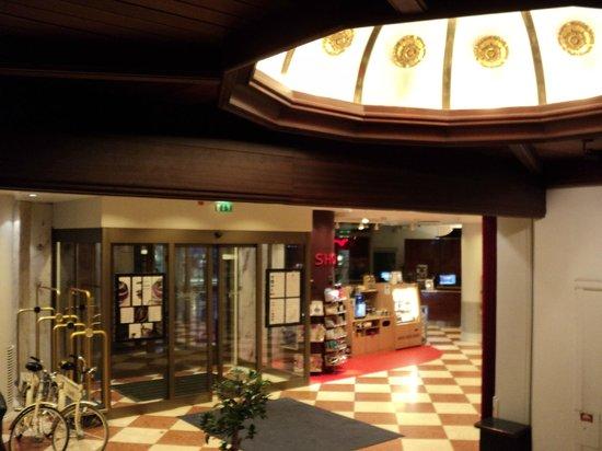 Scandic Europa Gothenburg : scandic europa - part of the hall
