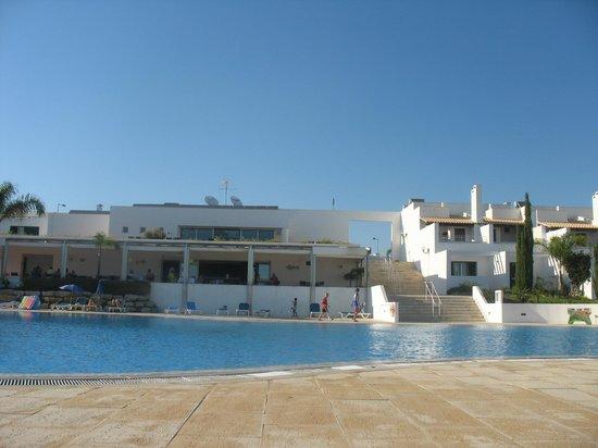 Villas d'Agua : piscine et restaurant