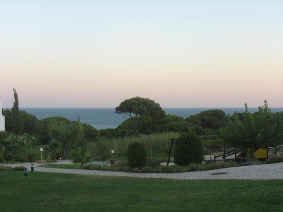 Villas d'Agua : début de soirée