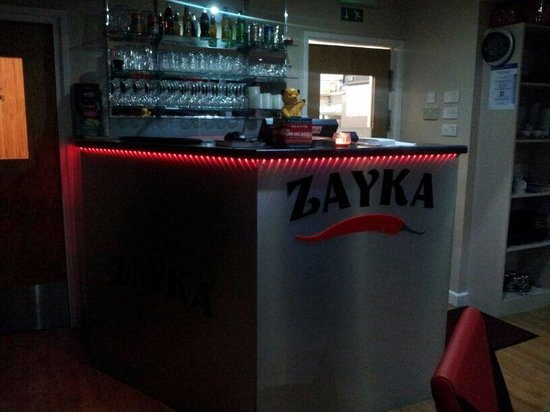 Zayka Food Bar : Lovely environment