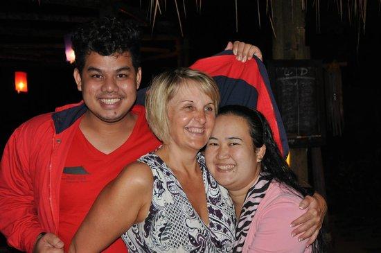 LaLaanta Hideaway Resort: Staff