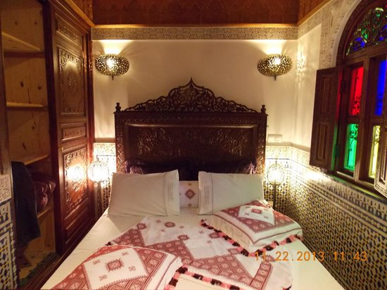Riad Rcif : Secluded 3rd floor bedroom