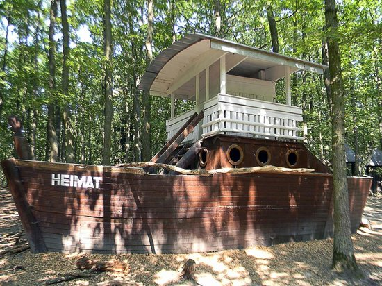 Diez, Germany: Забытый лес