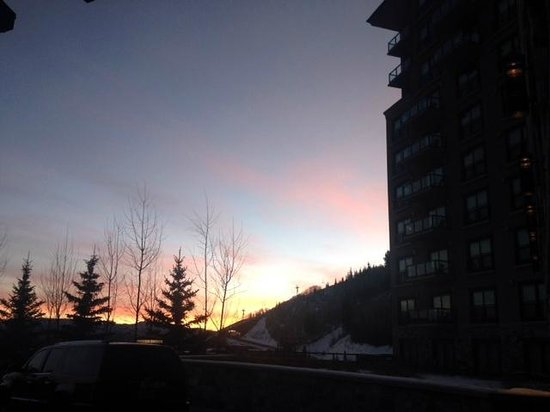 The St. Regis Deer Valley: Sunrise