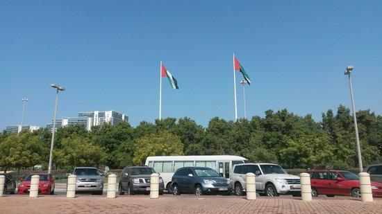 Abu Dhabi Baloon Tour: جوازات