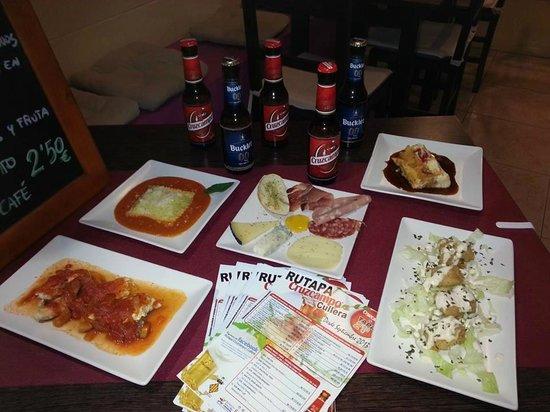 Eli's Wine Bar : Viernes de Rutapa