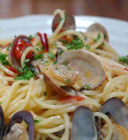 Carpe Diem: Spaghetti alle vongole