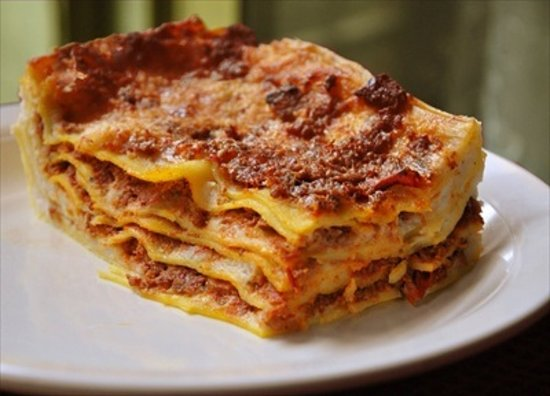 Carpe Diem: Lasagne
