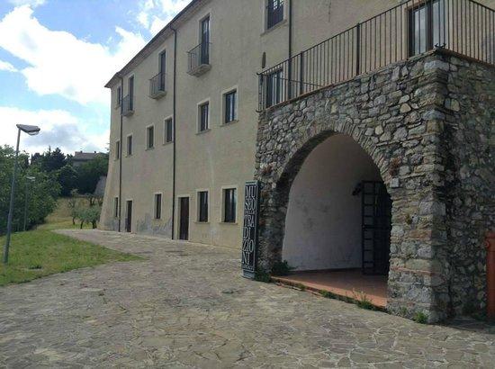 Viggiano, Itália: L´ ingresso del museo