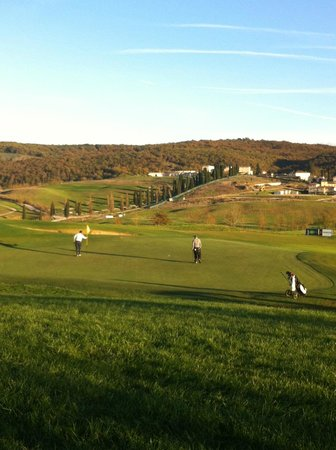 La Bagnaia Golf & Spa Resort Siena, Curio a Collection by Hilton: golf