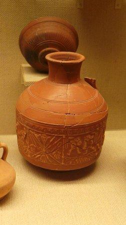 Museum of Millau: vaso particolare