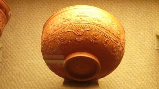 Museum of Millau: paricolare vaso