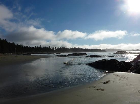 Chesterman Beach: tranquil