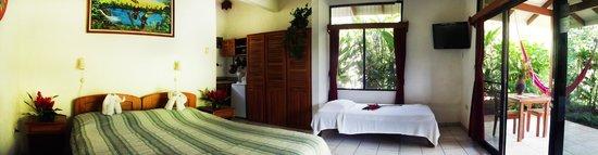هوتل كوليناس ديل سول: Villas cerca de la piscina
