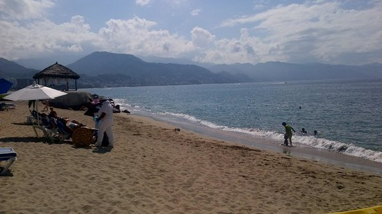 Friendly Vallarta All Inclusive Family Resort: beach