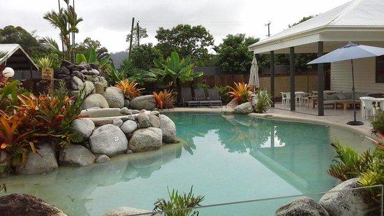 Mossman Motel Holiday Villas: Tom FFM