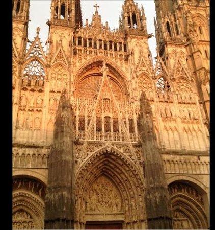 Cathedrale Notre-Dame de Rouen: Catedral de Rouen