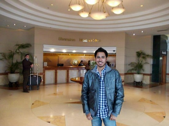 Sheraton Montevideo Hotel : Recepção do hotel