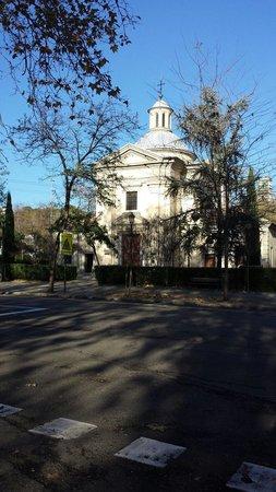 Ermita De San Antonio De La Florida : Goya