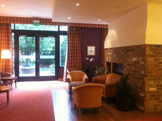 Bedford Hotel : Lounge area