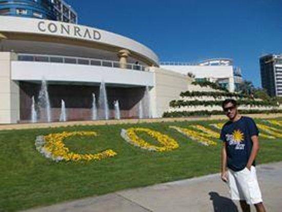 Conrad Punta del Este Resort & Casino: Fachada