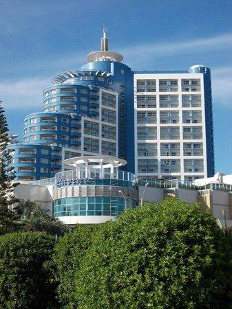 Conrad Punta del Este Resort & Casino: o hotel