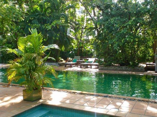 The Kabiki: Pool-Oase mitten in der Stadt
