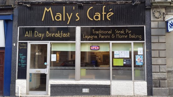 Maly's Cafe