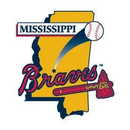 Trustmark Park : M-Braves Logo