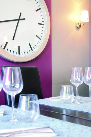 "restaurant ""Le 16"" : 2"